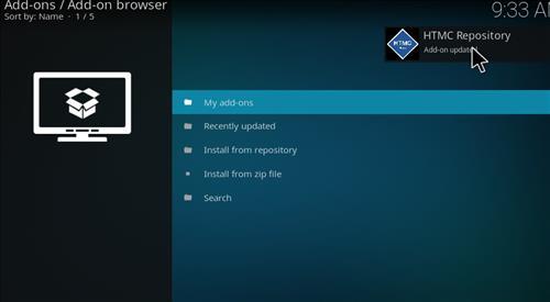 How to Install htmcTV Kodi Add-on with Screenshots step 13