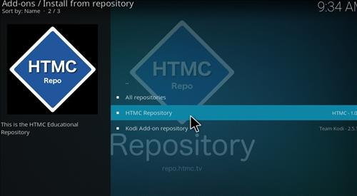 How to Install htmcTV Kodi Add-on with Screenshots step 15