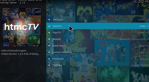How to Install htmcTV Kodi Add-on with Screenshots step 17