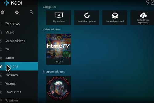 How to Install htmcTV Kodi Add-on with Screenshots step 8