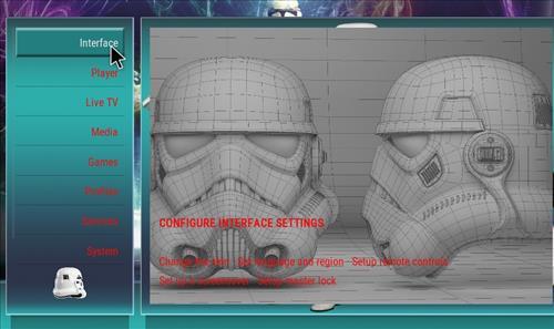 How to change the Skin back to Default Estuary super trooper step 2