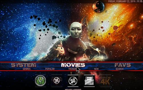 Best Working Kodi 18 Leia Builds kodiverse