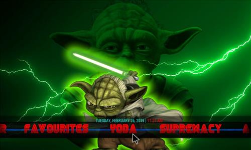 Best Working Kodi 18 Leia yoda