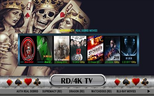 How to Install House of Cards Kodi 18 Build Leia step 28
