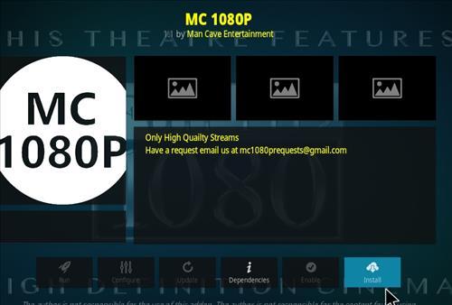 How to Install MC 1080P Kodi18 Leia Add-on step 19