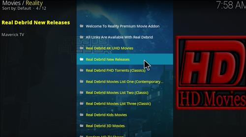 How to Install Reality Kodi 18 Leia Add-on pic 2