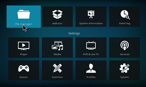How to Install Stallion IPTV Add-on Kodi 18 Leia step 2
