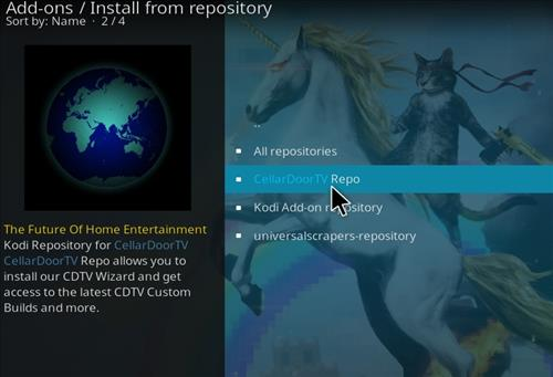 How to install Redemption Add-on for Kodi 18 Leia step 14