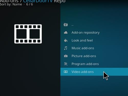 How to install Redemption Add-on for Kodi 18 Leia step 16