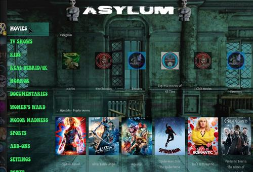 Best Working Kodi 18 Leia Asylum