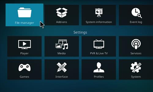 How to Install Teslax18 Kodi Build 18 Leia step 2