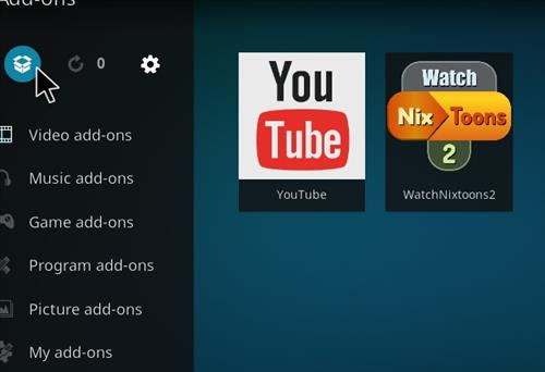 How to Install WatchNixtoons2 Kodi 18 Leia Add-on step 22