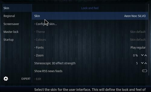 How to change the Skin back to Default Estuary bk nox 18 step 3