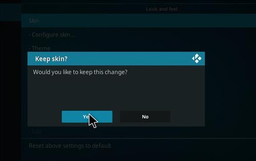 How to change the Skin back to Default Estuary clowns aura step 5