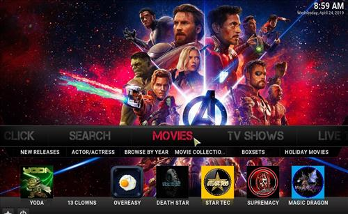 Best Working Kodi 18 Leia Builds Fury-X