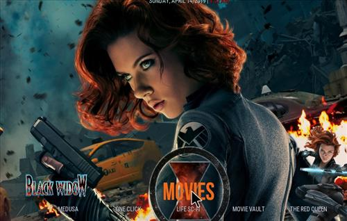 Best Working Kodi 18 Leia black widow