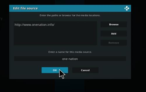 How to Install Deciet Kodi 18 Leia Add-on step 7