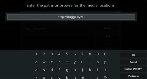 How to Install Duggz All in one Kodi 18 Build Leia step 5