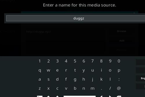 How to Install Duggz All in one Kodi 18 Build Leia step 6