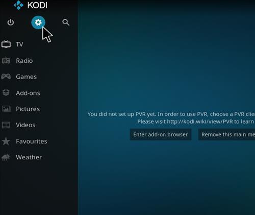 How to Install Limitless Kodi 18 Leia Add-on step 1