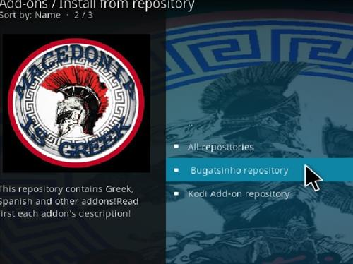 How to Install Release BB Kodi 18 Leia Add-on step 15