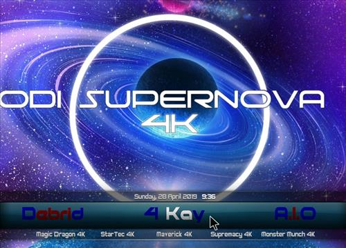 How to Install Supernova Kodi 18 Build Leia step 26