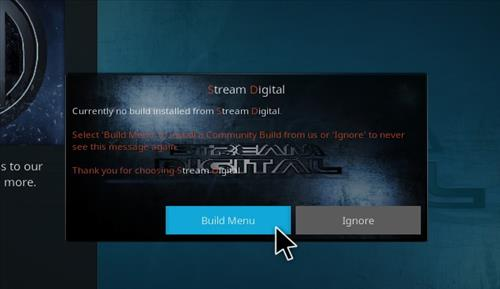How to Install Duff Light Kodi 18 Build Leia step 22