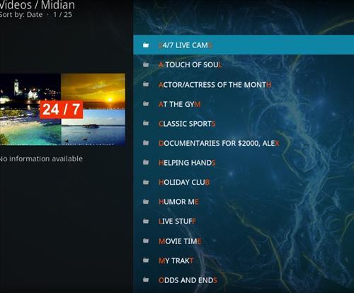 How to Install Midian Kodi 18 Leia Add-on pic 2